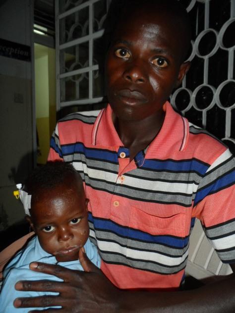 Papa Henry en baby 1 12
