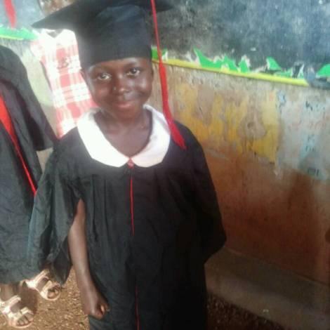 Graduating Joy
